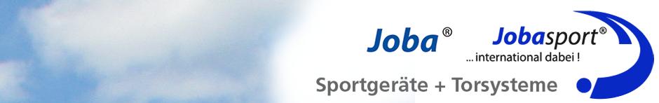 Jobasport - Hersteller für Sportgeräte aus Aluminium